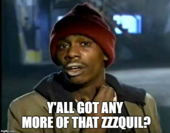 ZzzQuil NyQuil difference