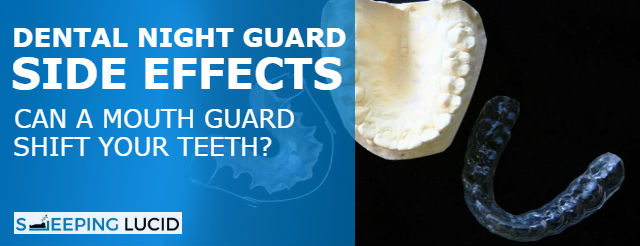 dental night guard side effects
