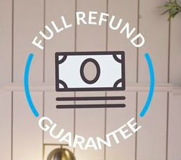 full refund guarantee
