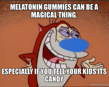 melatonin marijuana