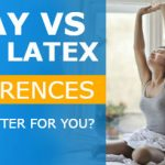 talalay vs dunlop latex