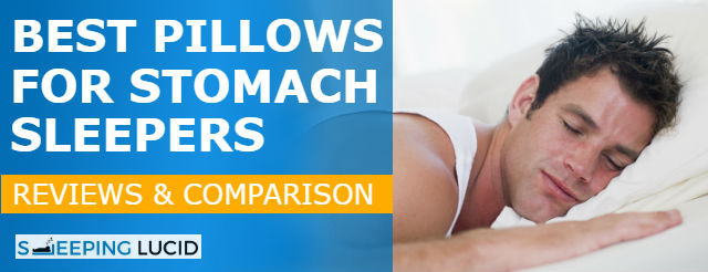 Best Pillows Stomach Sleepers