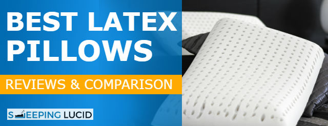 best latex pillows